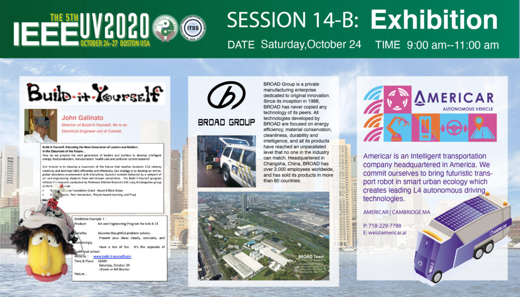 Session 14-B:Exhibition