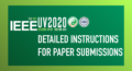 Instructions for Paper Submissions