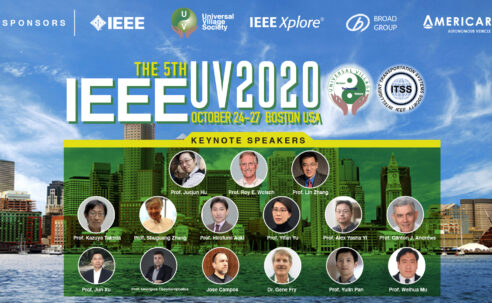IEEE UV2020 Keynote Speakers
